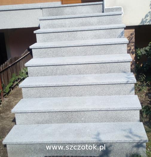 Młodzieńczy Schody z kamienia, schody granitowe, schody marmurowe | Śląsk HS75