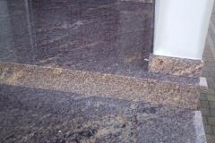 44 Schody z granitu zewnetrzne, Tychy