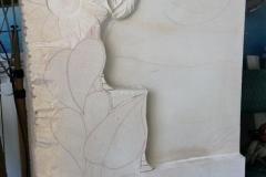 03 Praca rzezbiarza w kamieniu - etap 3 i 4