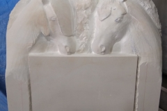 18 Dalszy ciag pracy rzeźbiarza w kamieniu - etap 4