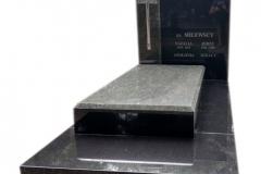 84 Pomnik granitowy na piwnicy grobowcowej, Pszczyna