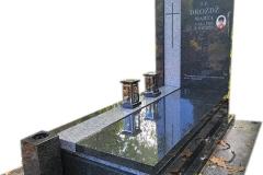 225 Pomnik pojedyczny granitowy, Pszczyna