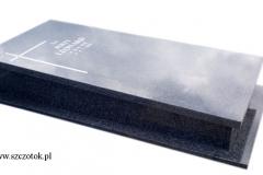 32 Sarkofag, nagrobek czarny na urny