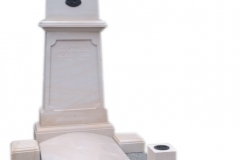 139 Pomnik jasny z piaskowca, Bielsko biala