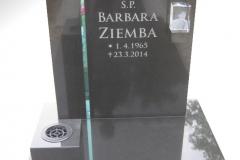 038_tablica_nagrobna_ze_szklanym_krzyzem_i_zdjeciem_3d
