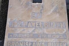 29 Tablica nagrobna po renowacji, Chorzow