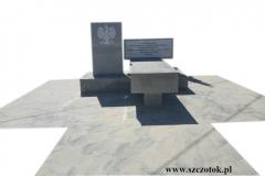 31 Pomnik po renowacji, Studzionka