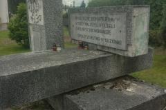 32 Pomnik przed renowacja, Studzionka