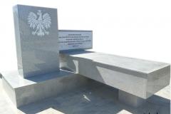 33 Pomnik odnowiony po renowaqcji, Studzionka