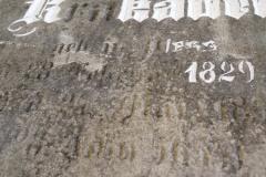 38 Renowacja liternictwa, Pszczyna