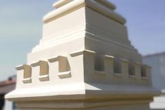 Kolumna po renowacji