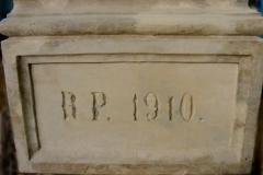 renowacja tablicy i napisu