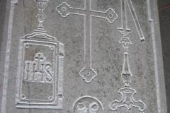 renowacja tablicy nagrobnej