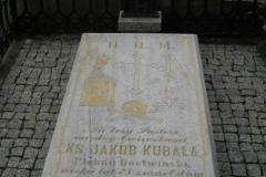 tablica nagrobna po renowacji