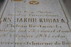 tablica i liternictwo po renowacji