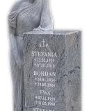 19 Rzeźba kobiety z jasnego granitu, Gubin