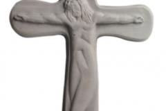 074-jezus-na-krzyzu-rzezba-z-piaskowca, rzezbiarz Janusz Moroń