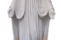 076 Rzezba Maryji z piaskowca