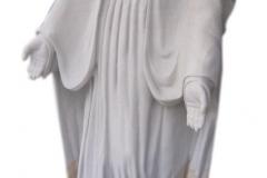 077 Rzezba Maryji z piaskowca