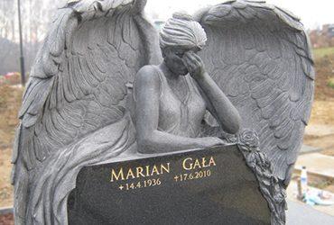 Rzeźby z granitu