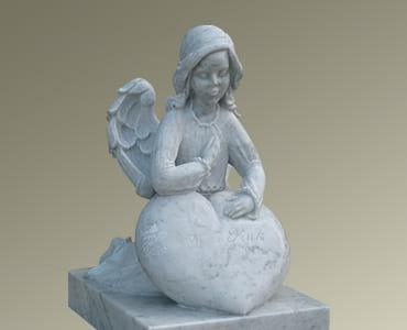 Rzeźby z marmuru